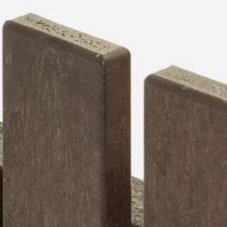 Reja pvc madera 250
